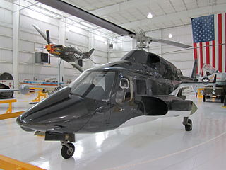 der Airwolf Helikopter